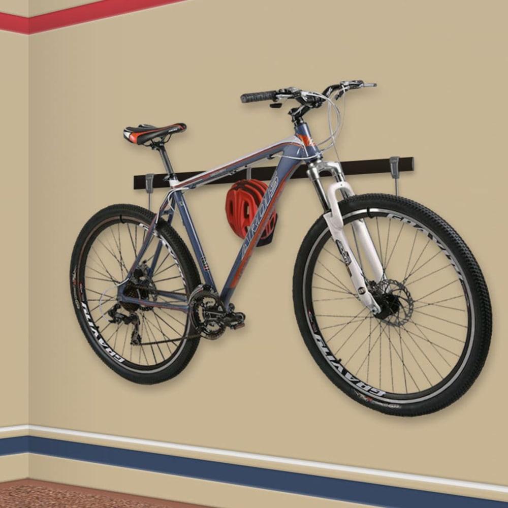 Кріплення для велосипеда на стіну горизонтально