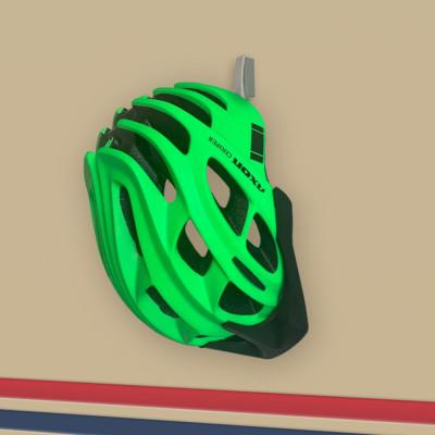 Підвіс для велошолома