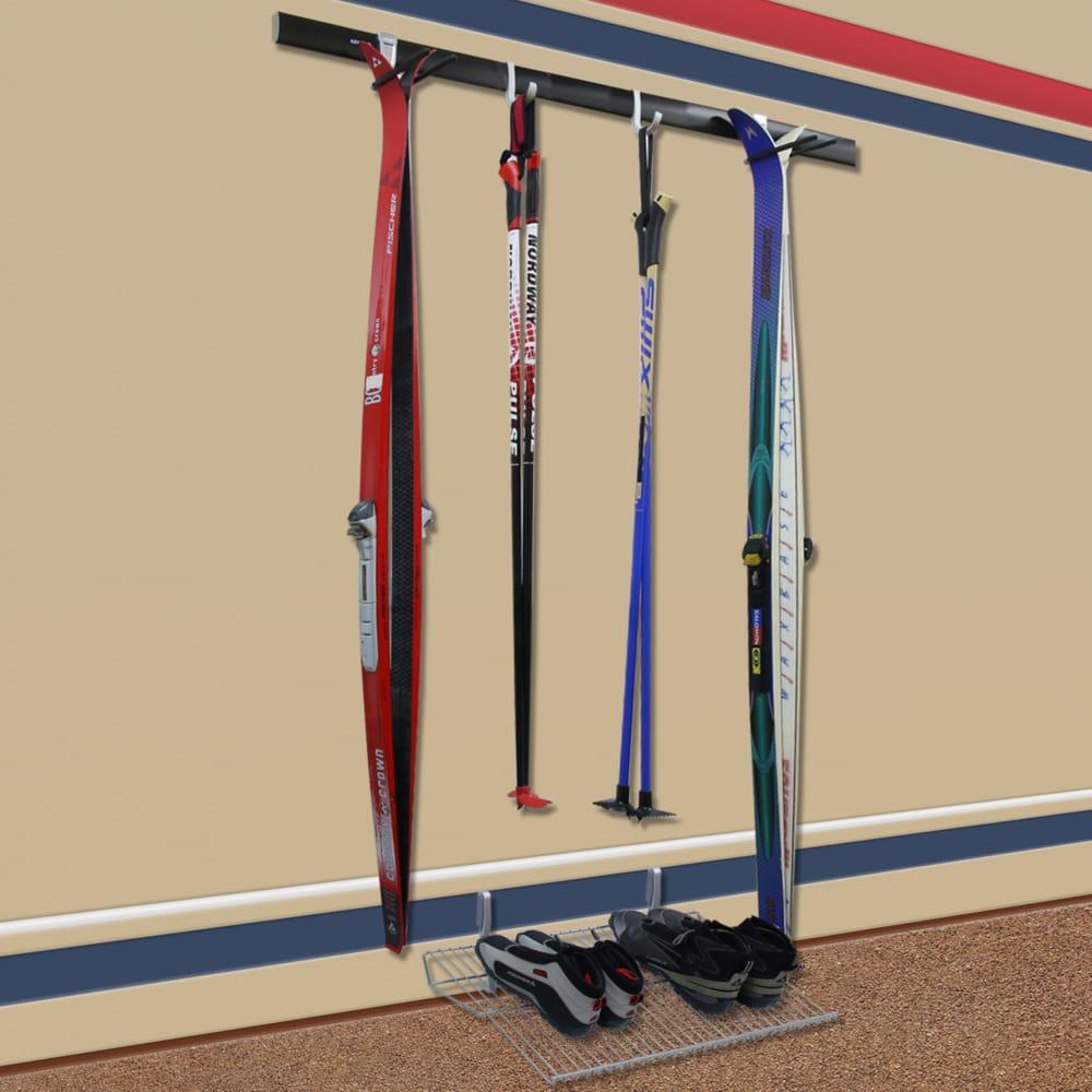 Кріплення для зберігання лиж