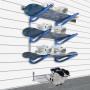 Набір для зберігання сноубордів на стіні
