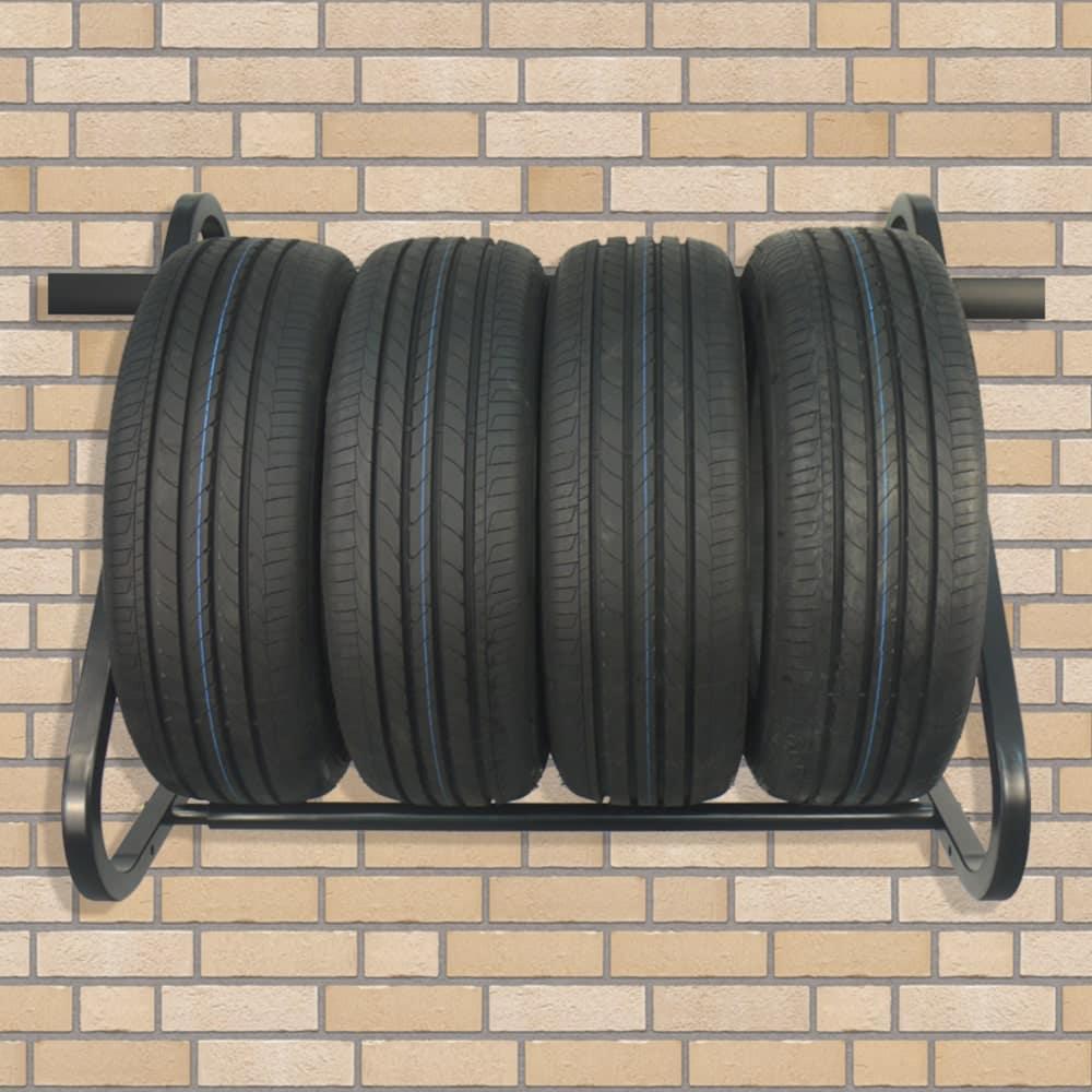 Полиця для шин і коліс