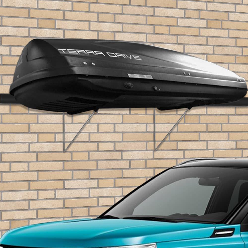 Набір для зберігання автобоксу на стіні