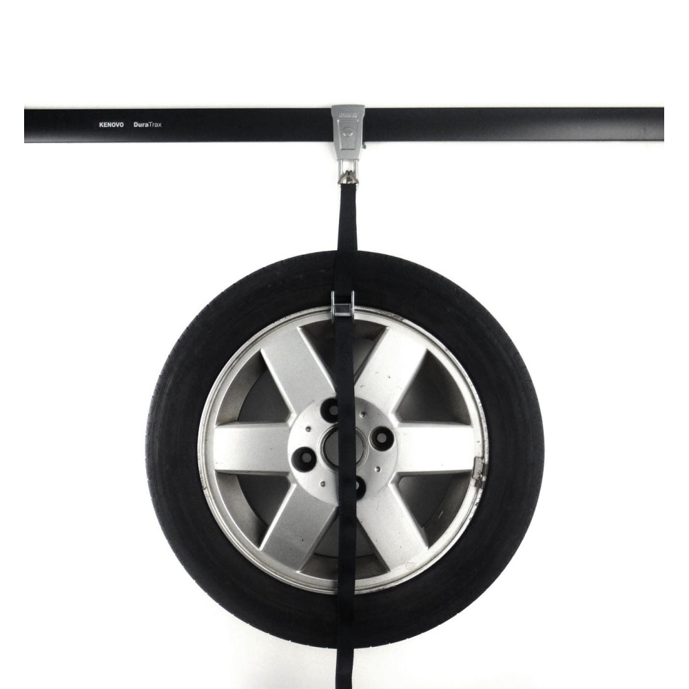 Ремінне кріплення для колеса