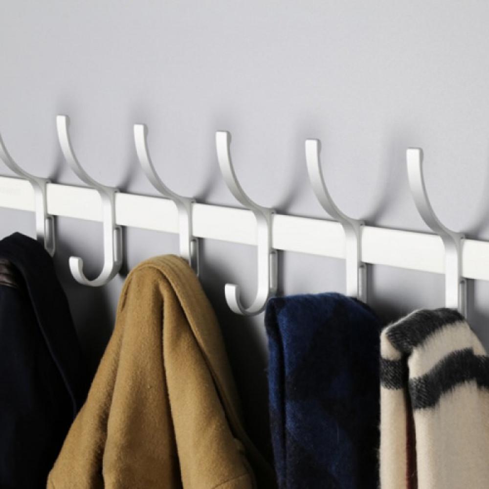 Гачки для одягу подвійні