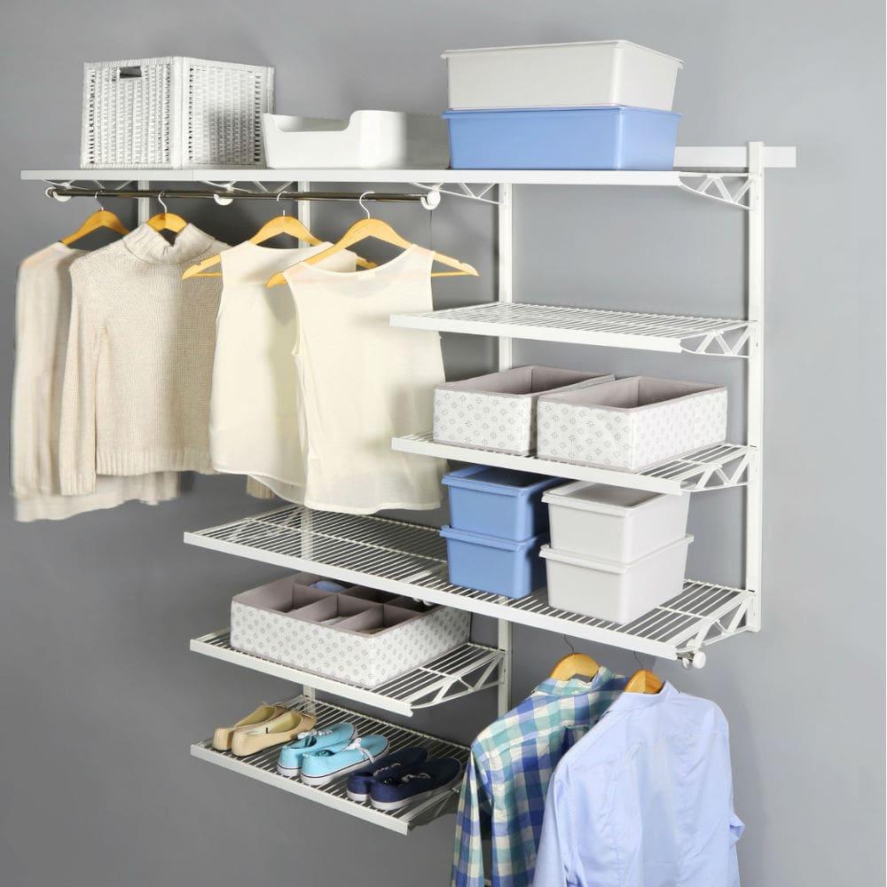 Компактна гардеробна система