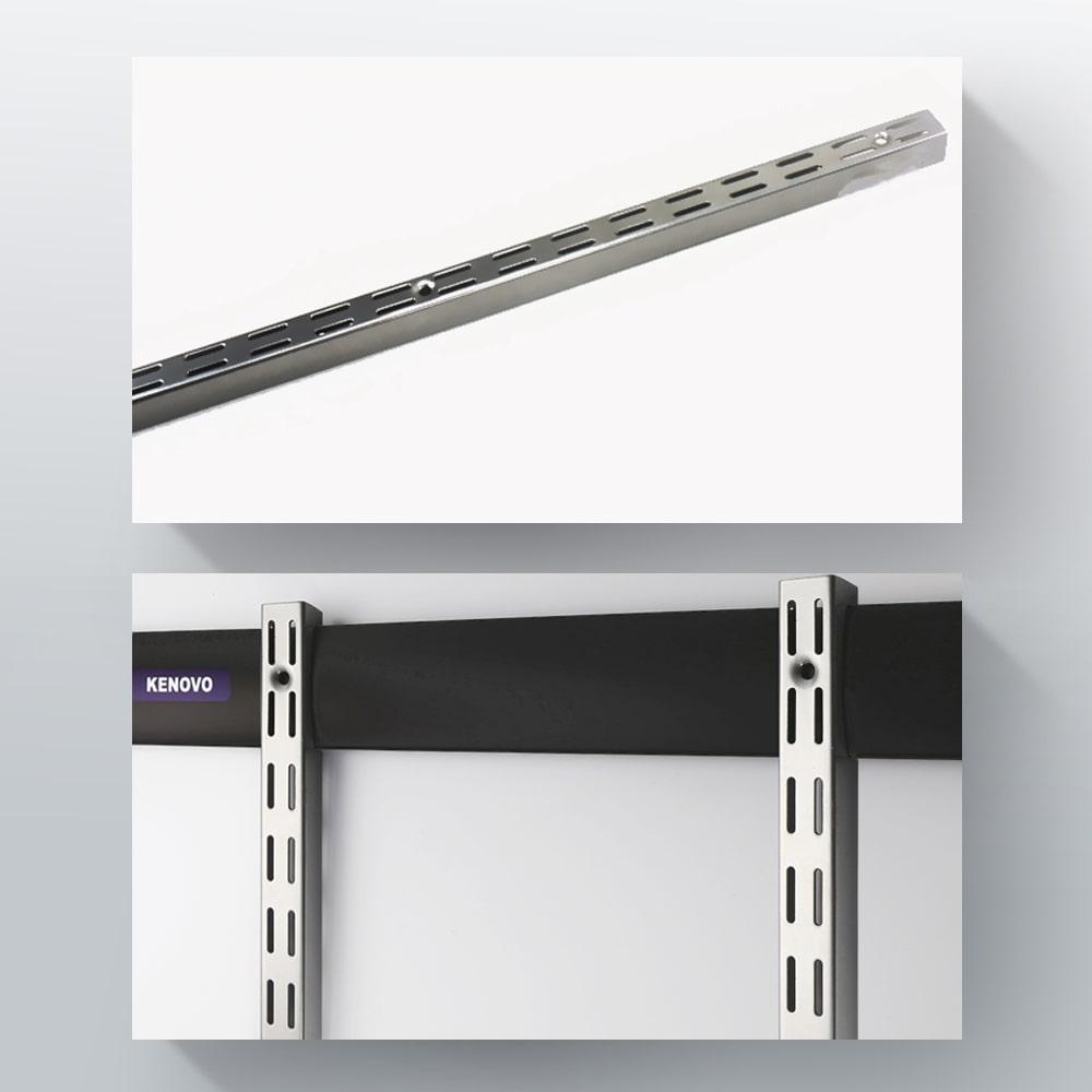 Вертикальна стійка для стелажа