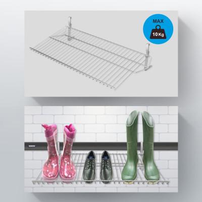 Полиця для зберігання взуття